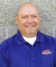 Meet Kim, Auto Body Smart Parts' very own boss-man!